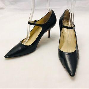 Ann Taylor Sexy Black Heels Size 7 M